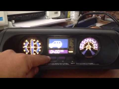 Inclinometro Colores Original Toyota Prado Youtube