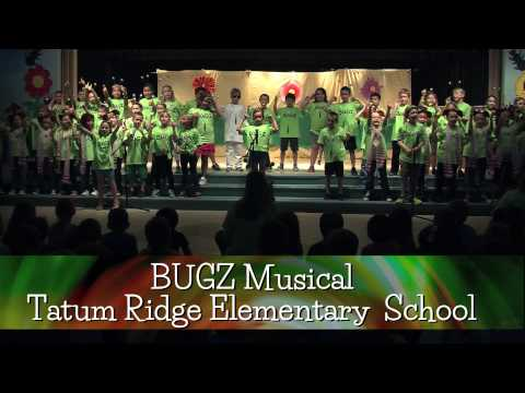 Education Spotlight-Tatum Ridge Elementary School-Bugz Musical