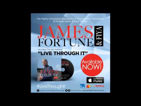 James Fortune & FIYA - Never Forsake Me (Radio Edit) (AUDIO ONLY)