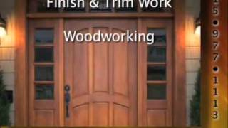 Hammil Woodworking & Carpentry, Mount Morris, Il