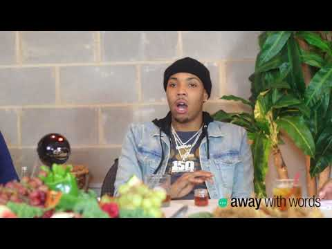 Away With Words The Podcast: Episode Four | Herbo and Ari