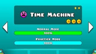 Geometry Dash #9 | Time Machine | MasterAlan02
