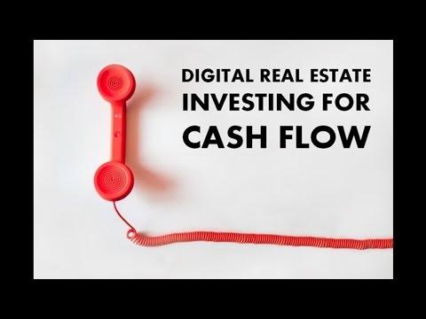 Digital Real Estate Investing for Cash Flow
