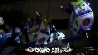 Giostra Crazy Dance F.lli Soffiatti - Terlizzi (BA) - Agosto 2011 [HD] thumbnail