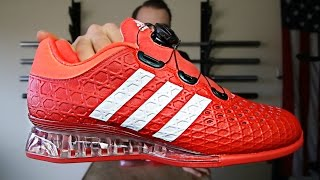 Adidas Leistung Weightlifting Shoes Review