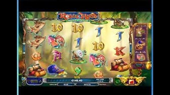 Robin Hood Slots @ William Hill