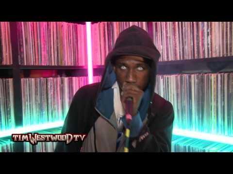 Hopsin, Dizzy Wright & Jarren Benton freestyle - Westwood Crib Session
