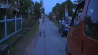"Drunk Man Dancing ""Tek Sunita"" in Guyana."