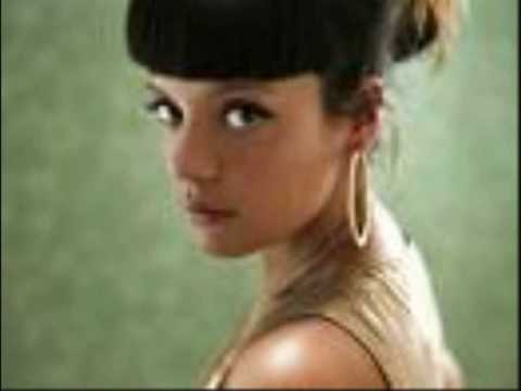 Lily Allen-Chinese With Lyrics