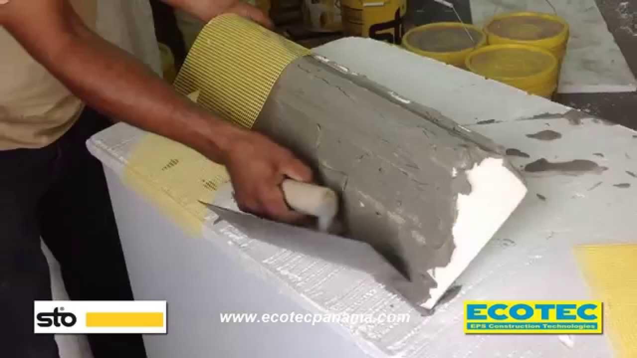ISOPERFIL® - Molduras en Poliestireno Expandido EPS (Industrias ...