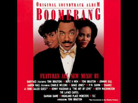 Boomerang Soundtrack - Feels Like Heaven