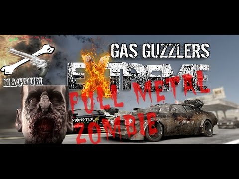 Gas Guzzlers Extreme - Full Metal Zombie - Auto vs Zombies - Deutsch / German