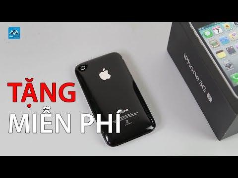 Mở hộp, trên tay và tặng luôn iPhone 3GS mới 100% Full hộp, chưa active: Siêu phẩm một thời