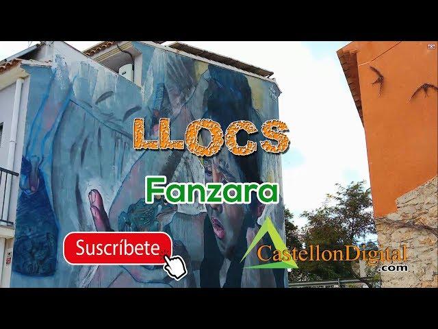 LLOCS: Fanzara
