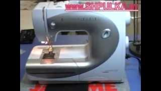 Смотреть видео Швейная машина Bernina Bernette