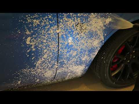 95% Waterless Car Wash