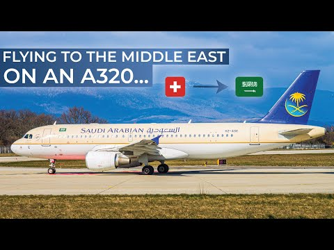 TRIPREPORT   Saudia (ECONOMY)   Airbus A320   Geneva - Medina - Riyadh