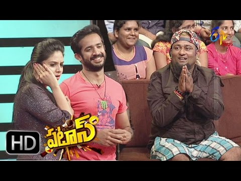 Patas | 24th January 2017 | Full Episode 357 | ETV Plus