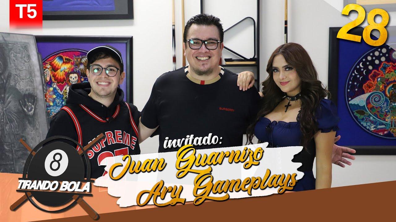 Download Tirando Bola temp 5 ep 28. - Ari Gameplays y Juan Guarnizo