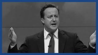 Is David Cameron a threat to context? | Cassetteboy remix the news