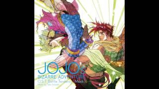 JoJo's Bizarre Adventure O.S.T Battle Tendency - Never Be Mine