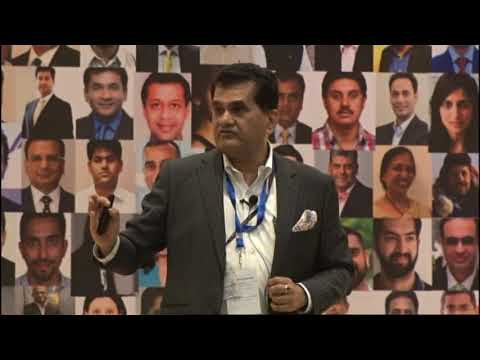 NITI Aayog CEO Amitabh Kant's Address Champions of Change Aug 21-22