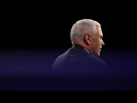 Could Pence Become a Cheney-Style VP?