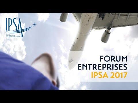 Forum Entreprises IPSA (2017)