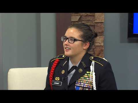 Sussex Technical High School's Army JROTC Holding a Walk to Support CHEER, Oct. 16