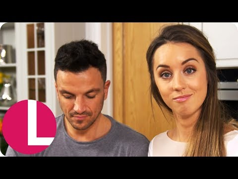 Download Youtube: Peter and Emily Andre's Dark Chocolate and Date Nutty Bites | Lorraine