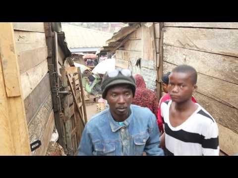 Cameroun Yaoundé Marché Mokolo / Cameroon Yaounde Mokolo market