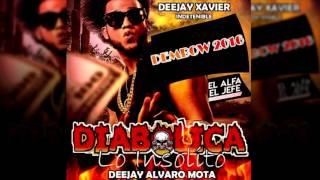 Dembow Diabolica Lo Insólito - Dj Xavier El Indetenible Ft. Dj Alvaro Mota
