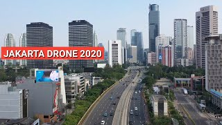 Jakarta Drone 2020 | Capital City Of Indonesia