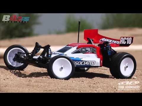 RC10B4.2 Race Spec 1:10 Scale Ready-To-Run...