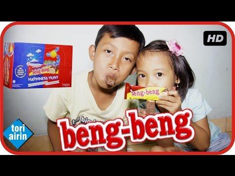 Wafer Beng Beng Happiness Hunt - Berhadiah Liburan Gratis - Snack Makanan Kesukaan Anak - Tori Airin