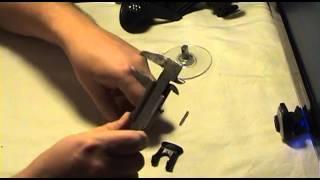 Ремонт автомобильного держателя телефона(Что нужно сделать для того, чтобы держатель хорошо держался на лобовом стекле., 2013-02-05T21:39:41.000Z)