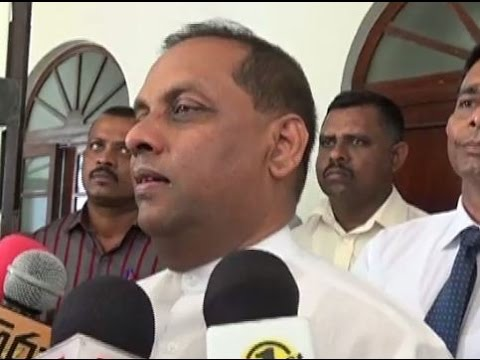 Mahinda Amaraweera speaks out on Baddegama incident