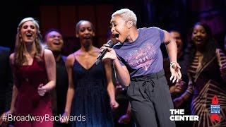 "Cynthia Erivo ""Make Them Hear You"" - Broadway Backwards 2017"