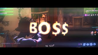"""BO$$"" Fortnite edit"