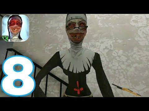 Evil Nun - Chapter 6 - Gameplay Walkthrough PART 8 (iOS, Android)