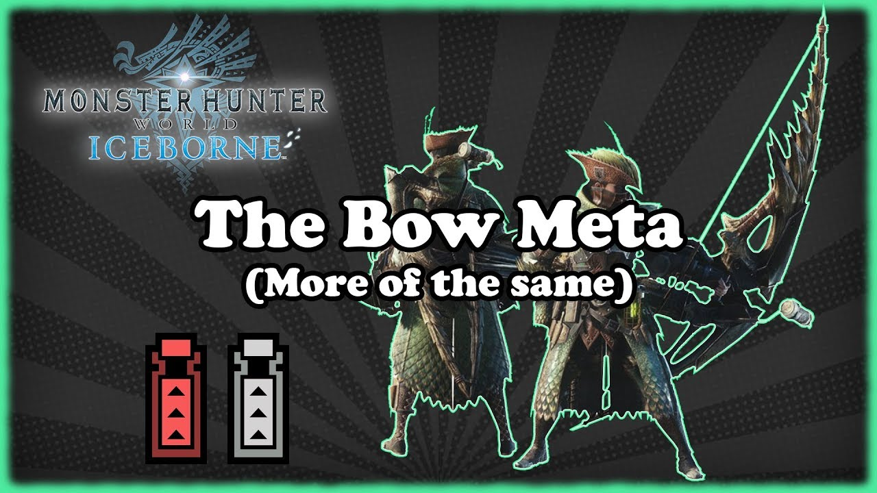 The Current Bow Meta In Iceborne Honey Hunters World You can redecorate your room by speaking to your room's housekeeper. the current bow meta in iceborne