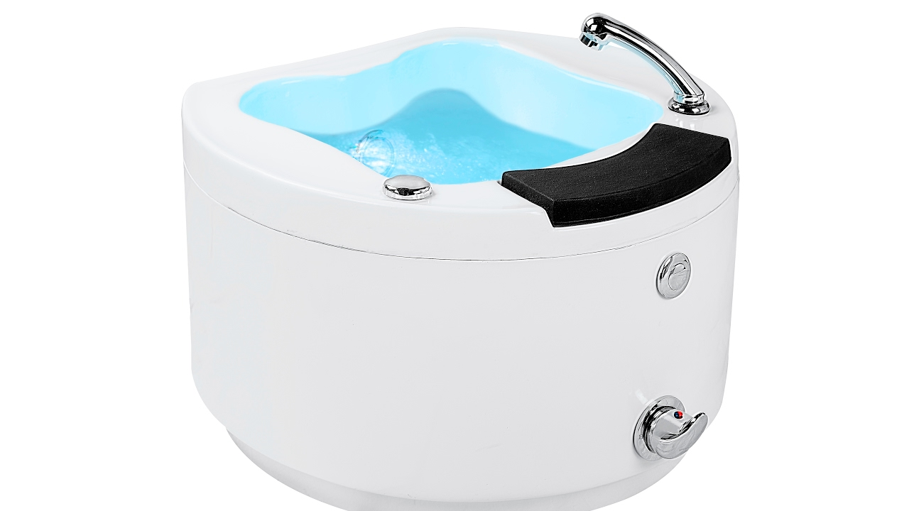 Pedicure Spa Tub - YouTube