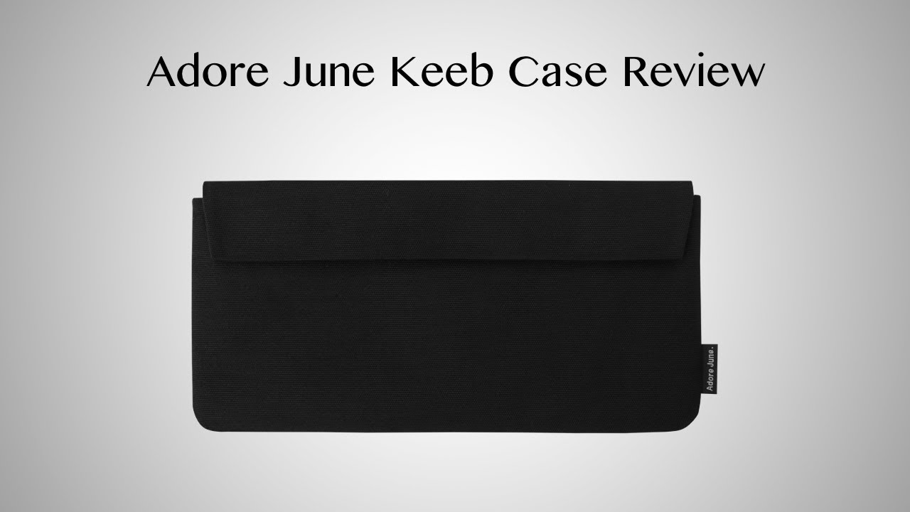 adore june ipad pro 11  Adore June Keeb Case for Apple Wireless Keyboard Review - YouTube