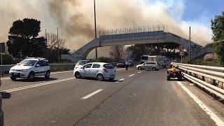 Seca propaga dezenas de incêndios no sul da Europa