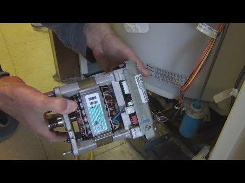 GE Hydrowave Top Load Washer Repair