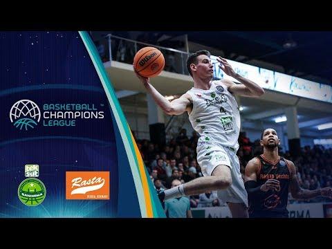 Teksüt Bandirma v Rasta Vechta - Highlights - Basketball Champions League 2019-20