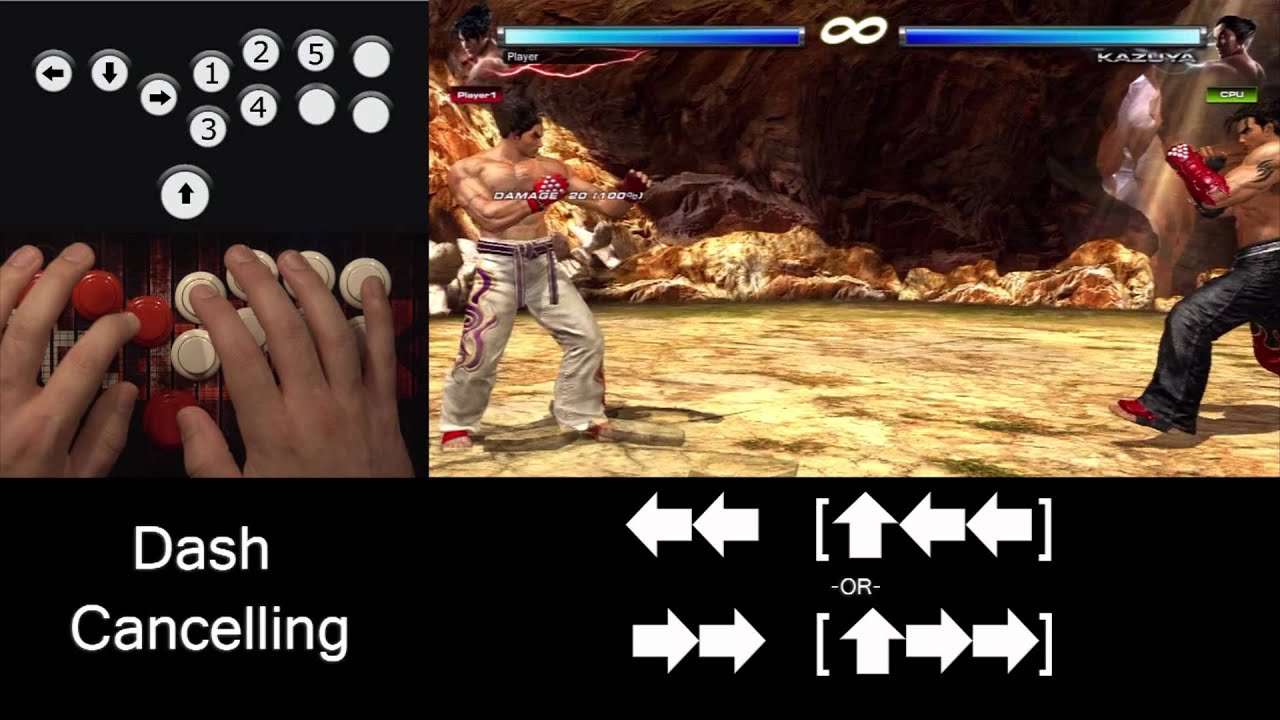 Download How to Hit Box - TTT2 Movement and Backdash Cancels