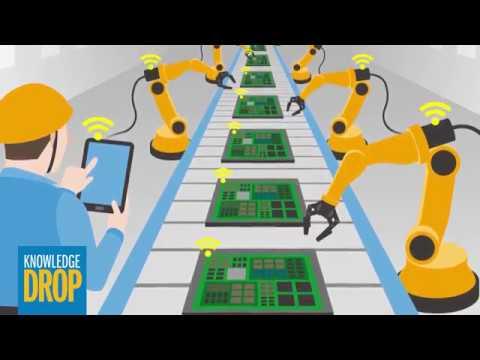 .邁向工業 4.0:智慧製造的七大關鍵趨勢