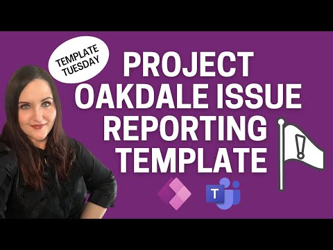 Dataverse for Teams Issue Reporting Template