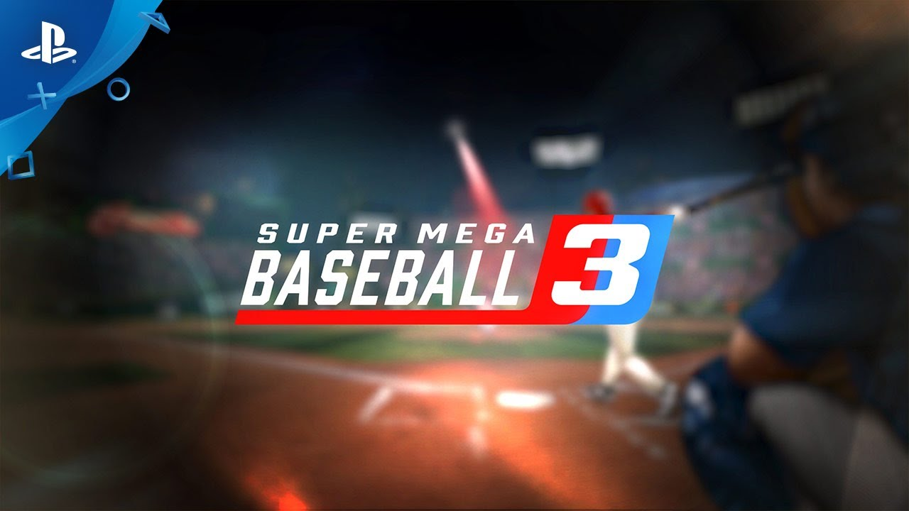 Super Mega Baseball 3 - Teaser Trailer | PS4